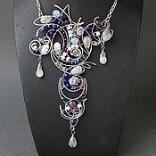 Украшения handmade. Livemaster - original item Necklace full MOON. Handmade.