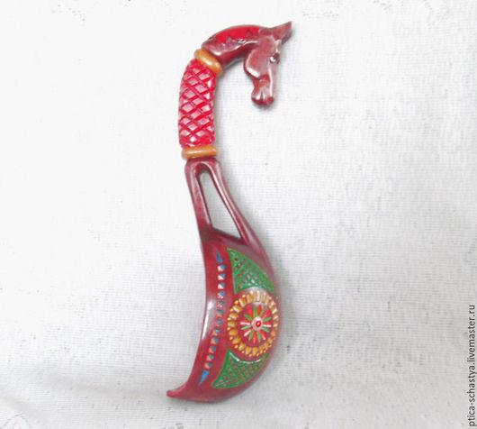 """Сувениры ручной работы. Ярмарка Мастеров - ручная работа. Купить Подарок мужчине """"Ковш боярин"""", Подарок для мужчины. Handmade."""