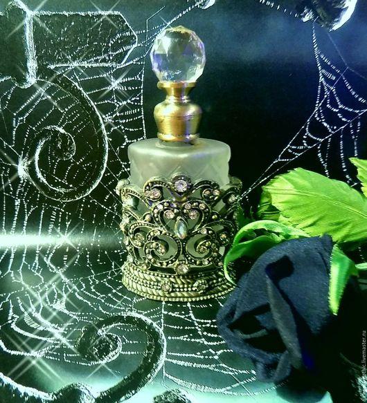"""Натуральные духи ручной работы. Ярмарка Мастеров - ручная работа. Купить """" Racconti di paura """" духи натуральные. Handmade."""