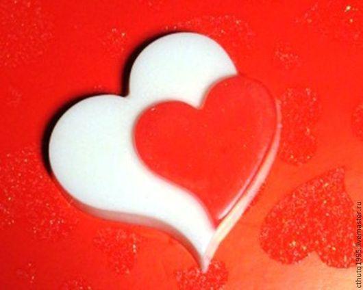Подарки для влюбленных ручной работы. Ярмарка Мастеров - ручная работа. Купить Я ТЕБЯ ЛЮБЛЮ мыльные валентинки ко Дню влюблённых. Handmade.