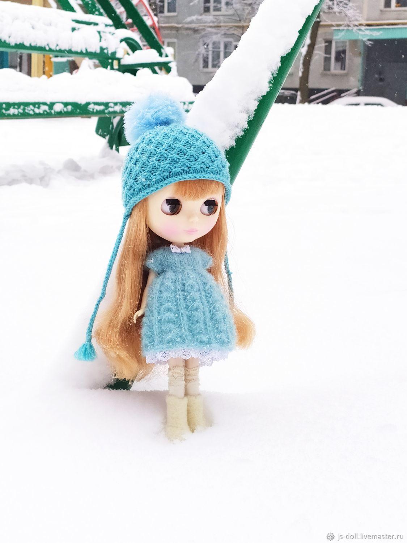 Платье Облако, Одежда для кукол, Москва,  Фото №1