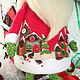 Сказочные персонажи ручной работы. Дед Мороз и Ёлка. 'Душевные подарки по поводу и без... Ярмарка Мастеров. Подарок на новый год