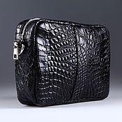 Сумки и аксессуары handmade. Livemaster - original item Bag crocodile IMA0746B5. Handmade.