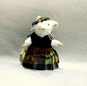 handmade. Livemaster - original item Mac Gregor the little Scottish kilt. Handmade.