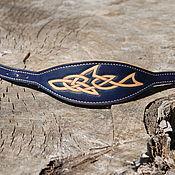 Зоотовары handmade. Livemaster - original item Collar-herring for dogs. Handmade.