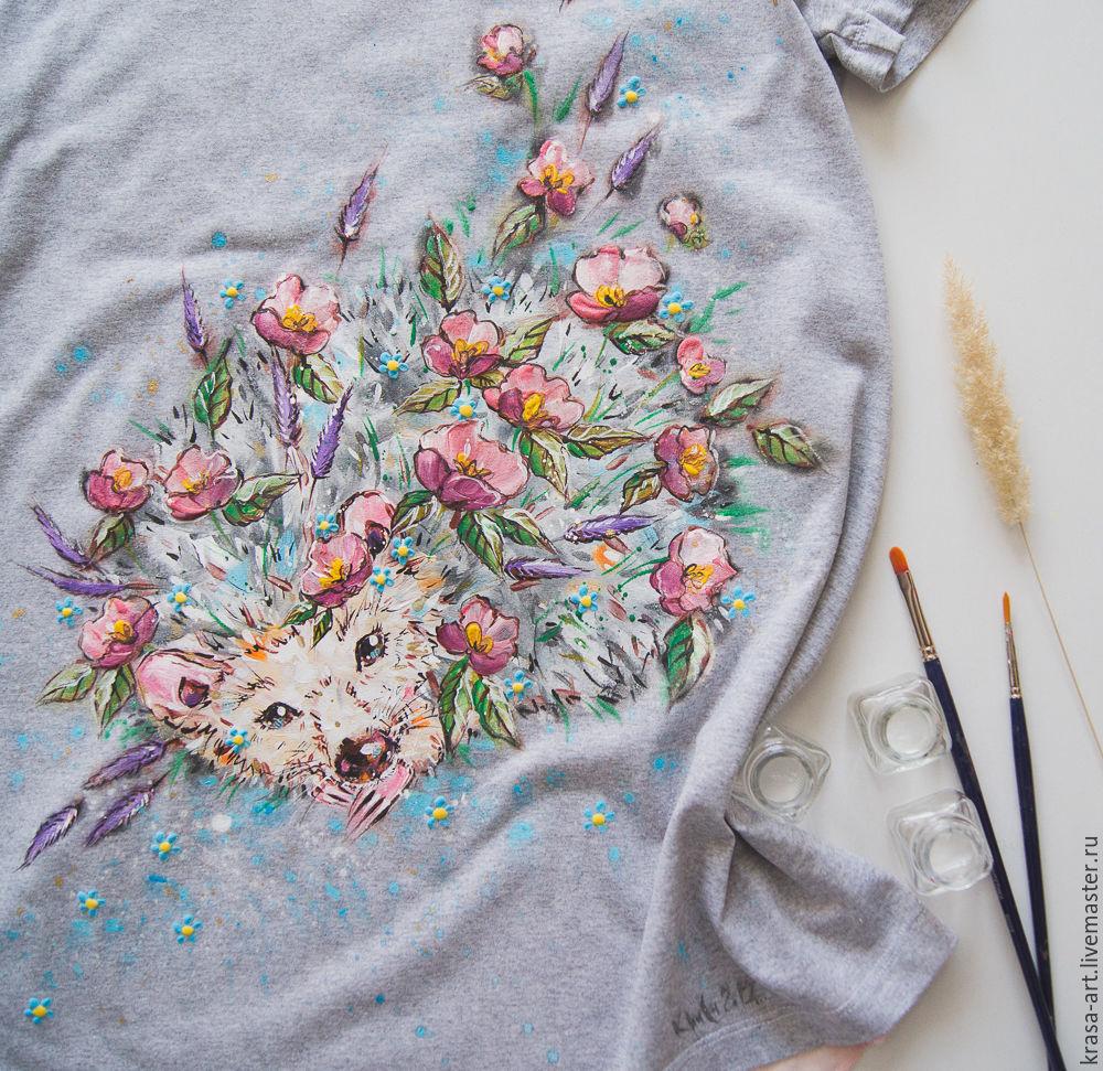 T-shirt a-line Ezula, Tunics, Tolyatti,  Фото №1