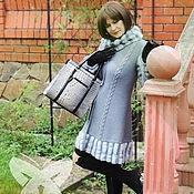 """Одежда ручной работы. Ярмарка Мастеров - ручная работа Пальто """"Классика осени"""". Handmade."""