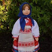 Куклы и игрушки ручной работы. Ярмарка Мастеров - ручная работа Кукла из пластика Россияночка. Handmade.
