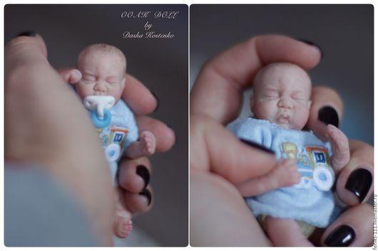 Куклы-младенцы и reborn ручной работы. Ярмарка Мастеров - ручная работа. Купить ООАК Виктор!. Handmade. Комбинированный, living doll