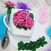 Чайные пары ручной работы. Ярмарка Мастеров - ручная работа Чайная пара. Handmade.
