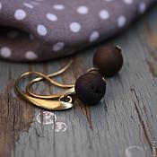 Украшения handmade. Livemaster - original item Beads - choker and earrings