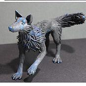 Куклы и игрушки ручной работы. Ярмарка Мастеров - ручная работа Волки-хранители. Handmade.