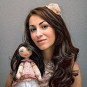 Кукла по фотографии: Женечка
