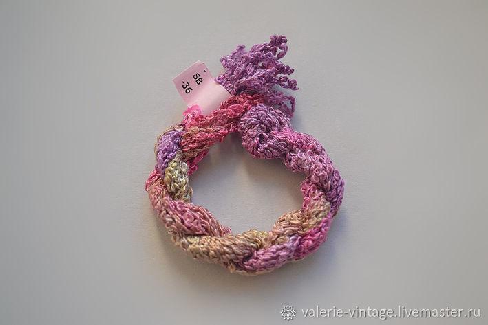 Silk boucle (№36), Thread, Moscow,  Фото №1