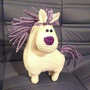 Куклы и игрушки ручной работы. Ярмарка Мастеров - ручная работа Сказочная лошадка. Handmade.