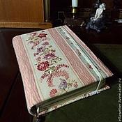 Канцелярские товары ручной работы. Ярмарка Мастеров - ручная работа Блокнот в викторианском стиле. Handmade.
