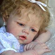 Куклы и игрушки ручной работы. Ярмарка Мастеров - ручная работа Ангелина-девочка Ангел. Handmade.