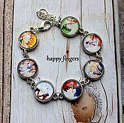Субкультуры handmade. Livemaster - original item Bracelet