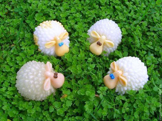 Мыло ручной работы. Ярмарка Мастеров - ручная работа. Купить Мыло ручной работы-Бедная овечка. Handmade. Мыло