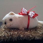 Куклы и игрушки ручной работы. Ярмарка Мастеров - ручная работа Лучший твой подарочек-это я)))). Handmade.