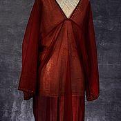 Одежда handmade. Livemaster - original item Organza dress. Handmade.