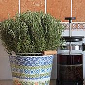 Для дома и интерьера ручной работы. Ярмарка Мастеров - ручная работа Ведерко (контейнер для пряных трав). Handmade.