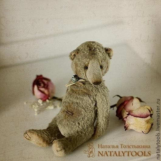 Мишки Тедди ручной работы. Ярмарка Мастеров - ручная работа. Купить мишка-тедди Казимир. Коллекционный медведь тедди.. Handmade.