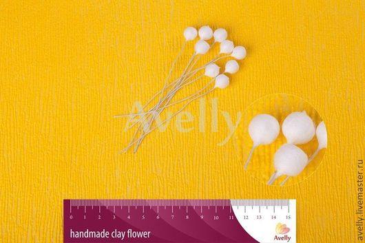 Другие виды рукоделия ручной работы. Ярмарка Мастеров - ручная работа. Купить Основа для роз, 10 мм, 20 шт, А-26. Handmade.