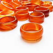 Украшения handmade. Livemaster - original item Ring of carnelian Flame 20.5-15.75. Handmade.