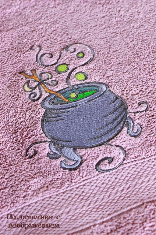 Ванная комната ручной работы. Ярмарка Мастеров - ручная работа. Купить Для настоящих Леди   :)  Полотенец с  котлом.. Handmade.