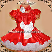 Одежда handmade. Livemaster - original item Children`s dress