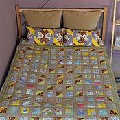 Дача и сад handmade. Livemaster - original item Blanket and pillows. Handmade.