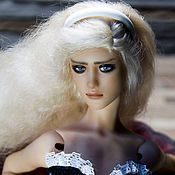 Куклы и игрушки ручной работы. Ярмарка Мастеров - ручная работа Джейн Кукла БЖД, авторская шарнирная кукла бжд из полиуретана bjd doll. Handmade.