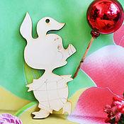 Материалы для творчества handmade. Livemaster - original item Piglet from the cartoon Winnie the Pooh and all all all, blank for creativity. Handmade.