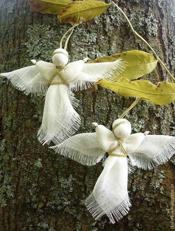 Ангелочки обереги своими руками