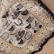 Для дома и интерьера ручной работы. Ярмарка Мастеров - ручная работа Чашечка кофе. Handmade.