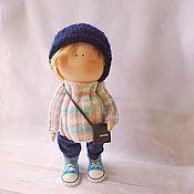 Куклы и игрушки handmade. Livemaster - original item Doll boy. Handmade.