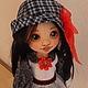 Коллекционные куклы ручной работы. Ярмарка Мастеров - ручная работа. Купить Майя. Текстильная игровая кукла. Handmade. Коллекционная кукла