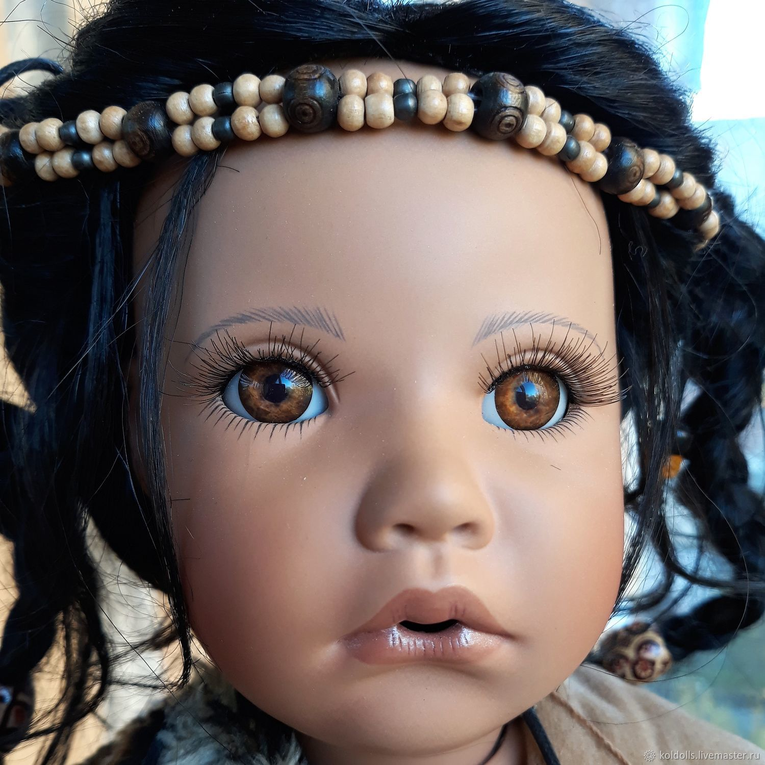 Shirin from Sibille Sauer, Dolls, St. Petersburg,  Фото №1