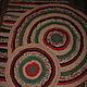 Комплект из трех ковриков `Клюква в сахаре-2`. Продан