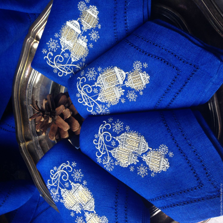 Вышивка скатерти на заказ коллекция схем - Промвышивка 88