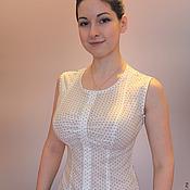 Одежда handmade. Livemaster - original item Blouse for girls. Handmade.