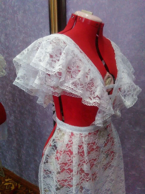 Как сшить платье для последнего звонка