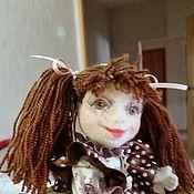 Куклы и игрушки ручной работы. Ярмарка Мастеров - ручная работа кукла Шоколадка. Handmade.