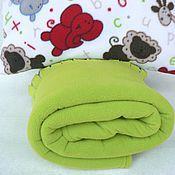 Комплект детский (плед + подушка)