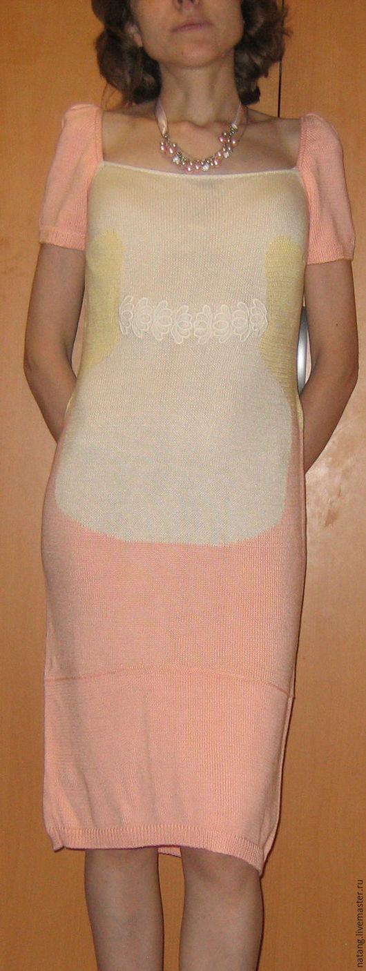 Платья ручной работы. Ярмарка Мастеров - ручная работа. Купить Платье летнее. Handmade. Комбинированный, разноцветный