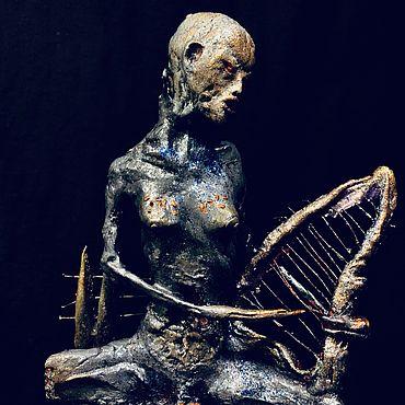 Субкультуры ручной работы. Ярмарка Мастеров - ручная работа Lullaby of the abyss. Handmade.