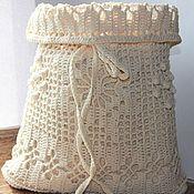 Для дома и интерьера ручной работы. Ярмарка Мастеров - ручная работа Интерьерная торба.. Handmade.