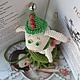 Сказочные персонажи ручной работы. Детство Белого кролика. НаталИ                 (Добрый Кот). Интернет-магазин Ярмарка Мастеров. Кролик, сказка