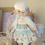 Куклы и игрушки ручной работы. Ярмарка Мастеров - ручная работа Овечка Беата.. Handmade.